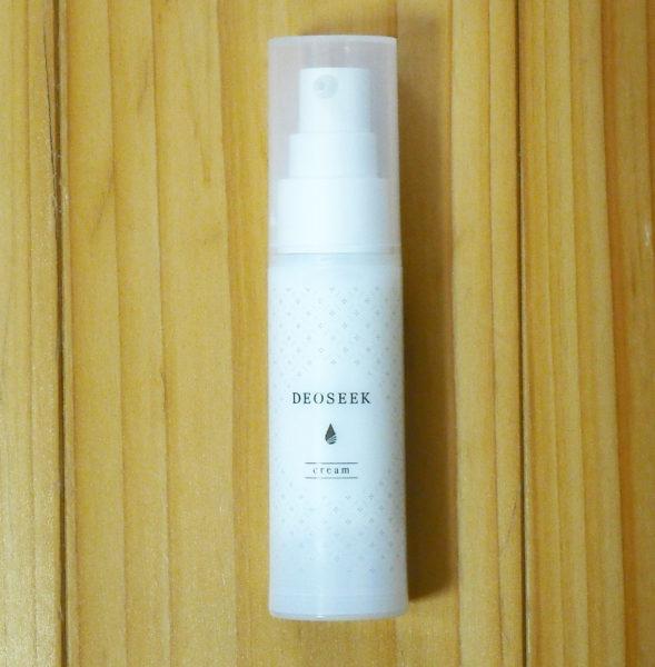 Cream type deodorant